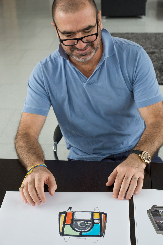 Vortex Primary Eric Cantona